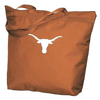 Texas Longhorns NCAA Zipper Tote Bag