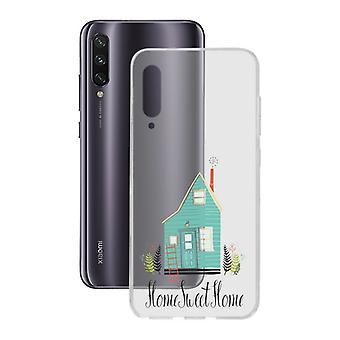 Mobile cover Xiaomi Mi A3 Contact Flex Home TPU
