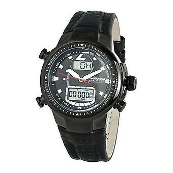 """כרונוטק שעון גברים CT7975M-02 (46 מ""""מ) (Ø 46 מ""""מ)"""