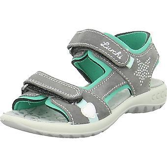 Lurchi Fia 331880425grey universal summer kids shoes
