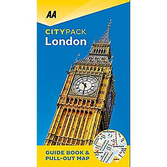 London - AA CityPack - 9780749581770 Book