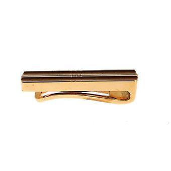 Dolce & Gabbana Gold Plated Brass Tie Clip -- SIG3514949