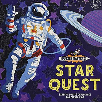 Puzzle Masters - Star Quest - Extreme Puzzle Challenges for Clever Kids