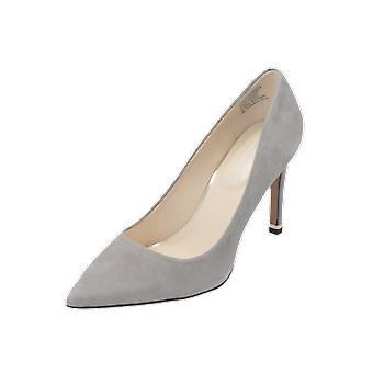 Kenneth Cole New York RILEY Women's Pumps Grey High Heels Stilettos Heel Shoes