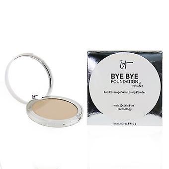 IT Cosmetics Bye Bye Foundation Powder - # Neutral Medium 9g/0.3oz