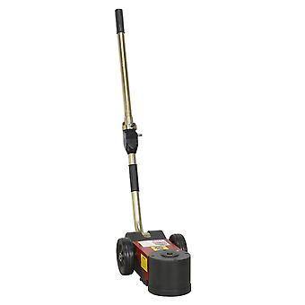Sealey Yaj15-30F Air Operated Folding Jack 15-30Tonne - Telescopic