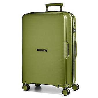 March15 Bel Air Trolley L, 4 wielen, 77 cm, 107 L, groen