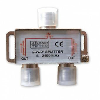 Lyvia 2 Way Splitter