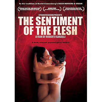 The Sentiment of the Flesh [DVD] USA import