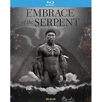 Embrace of the Serpent [Blu-ray] USA import