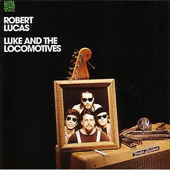 ロバート ・ ルーカス - ルーク ・機関車 [CD] USA 輸入