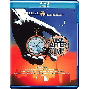 Time After Time (1979) importer des USA [Blu-ray]