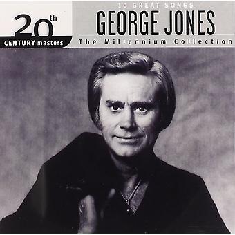 George Jones - Millennium Collection: 20th Century Masters [CD] USA import