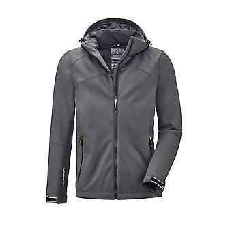 killtec Men's Softshell Jacket Närke MN Softshell JCKT