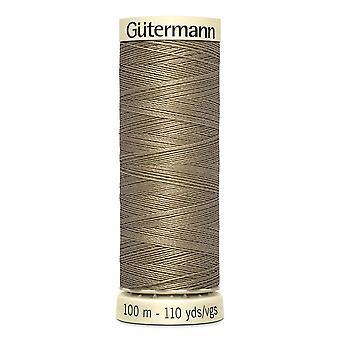 Gutermann Ommella-all 100 % Polyesteri Thread 100m Käsi ja kone värikoodi - 208