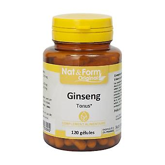 Red Ginseng 120 capsules