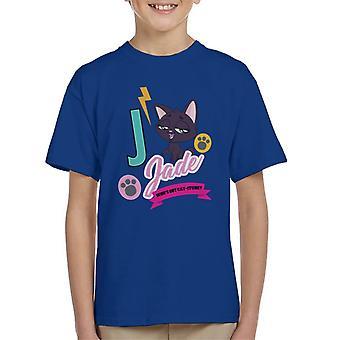 Littlest Pet Shop Jade Catitude Kid's T-Shirt