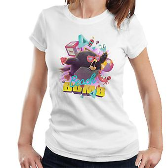 Angry Birds Beach Bomb Women's Camiseta