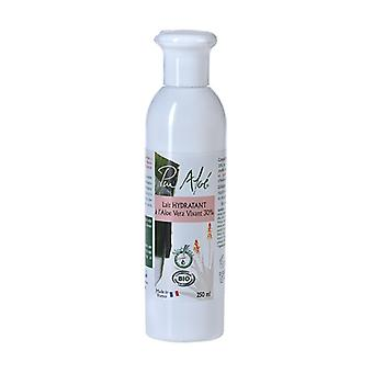 Organic hydrating body milk with aloe vera 250 ml