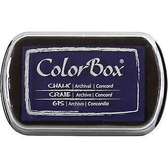 Clearsnap ColorBox Chalk Ink Full Size Concord