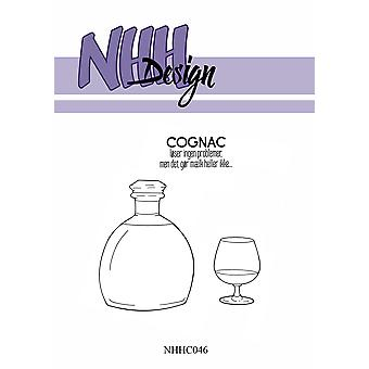 NHH Design Cognac Clear Stamps