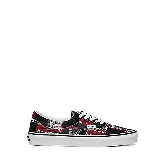 Vans - Shoes - Sneakers - ERA_VN0A4U39WZ41 - Unisex - black,red - US 10.5