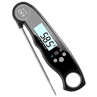 Waterproof digital food baking thermometer