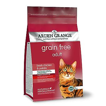 Arden Grange Adult Cat - Chicken - 2kg