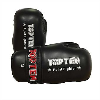Top ten pointfighter gloves black