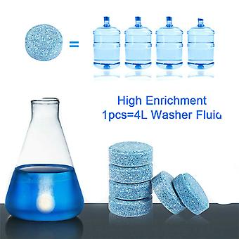 Multifunctional Effervescent Spray - Glass Cleaner