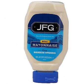 JFG Real Mayonnaise Squeeze Bottle