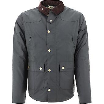Barbour Mwx1106mwxsg51 Men's Green Cotton Outerwear Jacket
