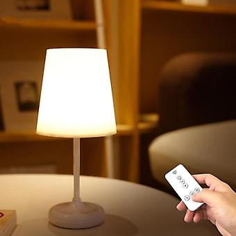 Led Reading Eye Protection Desk Lamp, Touch Dimmable, Usb Charging