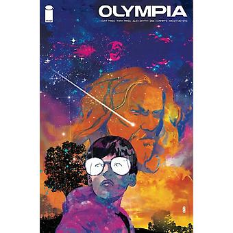 Olympia by Curt Pires & By artist Alex Diotto & By artist Dee Cunniffe & By artist Christian Ward