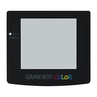 Replacement glass screen lens cover for nintendo game boy color without adhesive