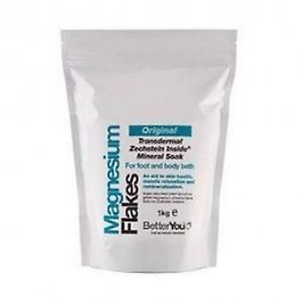 Betteryou - Magnesium Flakes 1000g