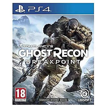 Ghost Recon Breakpoint PS4 Game [French Version]