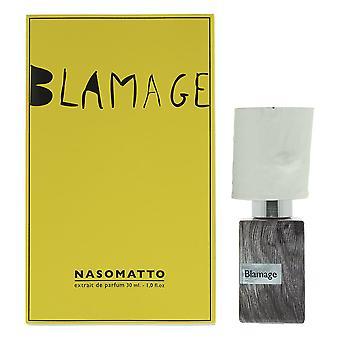 Nasomatto Blamage Perfume Extract 30mll Spray Unisex - NEW.
