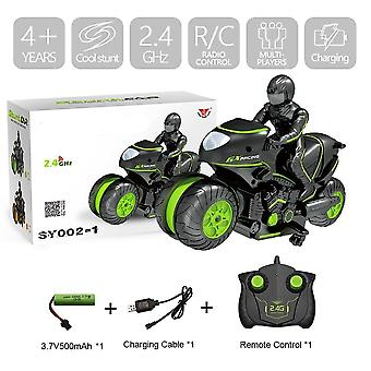 Kids Motorcycle Electric Remote Control Rc Car, Mini Motorcycle 2.4ghz Racing