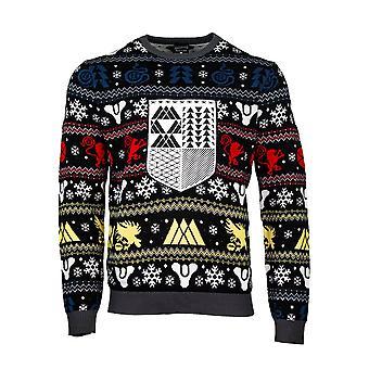 Offizielle Destiny Fairisle Weihnachten Pullover / hässliche Pullover