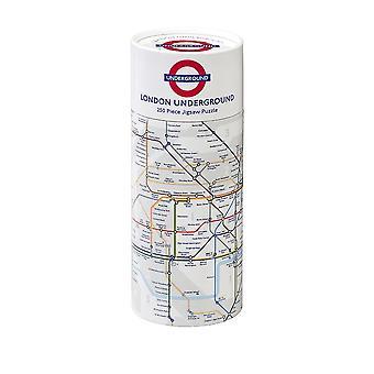 Gibsons Puzzel TFL Underground Map 250 stuks