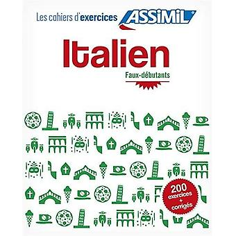 Italien Cahier Dexercices