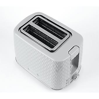 Progress Chevron Toaster with Variable Browning  Cancel Defrost Reheat Functions
