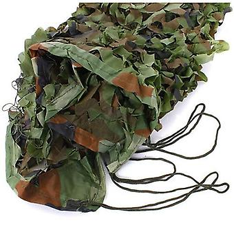 Hot Woodland Camouflage Net Shooting Verstecken Armee Jagd Camo Netting