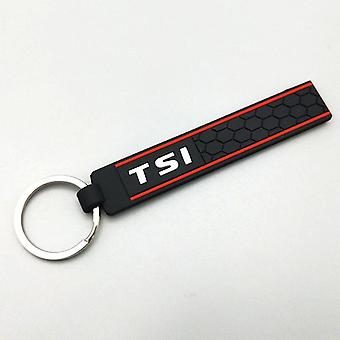 Car Key Protect For Polo Bora Beetle Tsi New Tpu Silicone Case Cover Keychain