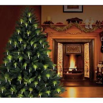 Polarlite LCA-01-002 Weihnachtsbaumbeleuchtung Im Innennetz Nr. Glühbirnen 20 LED (monochrom) Warmweiß Beleuchtungslänge: 5,7 m