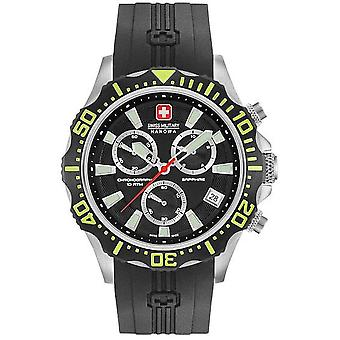 Swiss military hanowa watch patrol chrono 06-4305.04.007.06