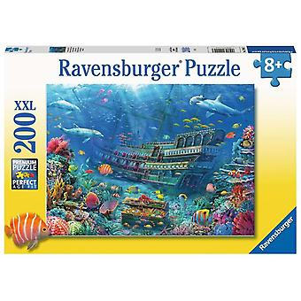 Ravensburger Puzzle Sunken Ship XXL 200 pezzi