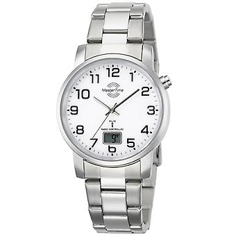 Mens Watch Master Time MTGA-10300-12M, Quartz, 41mm, 3ATM