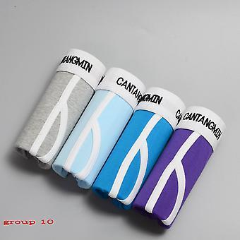 Underwear Trunk Brand Shorts Man Boxer